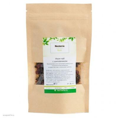 Иван-чай с мятой, Nectaria 50гр