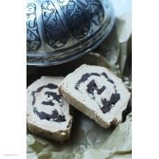Халва арахисовая с шоколадом