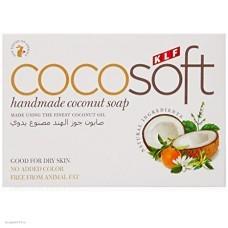 Кокосовое мыло ручной работы Cocosoft soap Bestofindia 125 г
