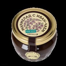 Мармелад с иван-чаем 130гр Сибереко